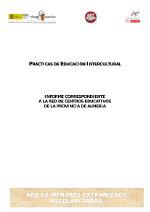 Prácticas de Educación Intercultural en centros educativos de la provincia de Almeria