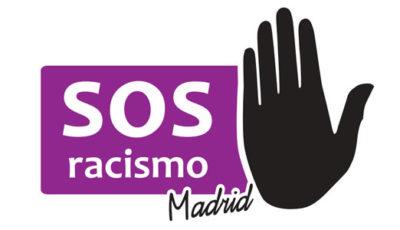 Logo Sos Racismo