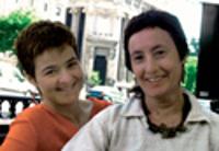 Carmen García y Amparo Martínez Te