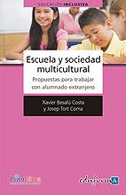 Portada del libro: Escuela y Sociedad Multicultural