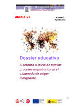 El retorno o inicio de nuevos procesos migratorios en el alumnado de origen inmigrante