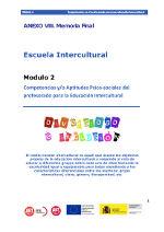 Competencias y/o Aptitudes Psico‐sociales del profesorado para la Educación Intercultural