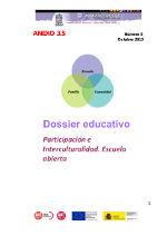 Participación e Interculturalidad. Escuela abierta