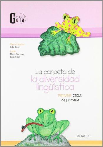 La carpeta de la diversidad lingüística