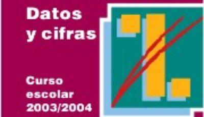 Datos 2003-2004
