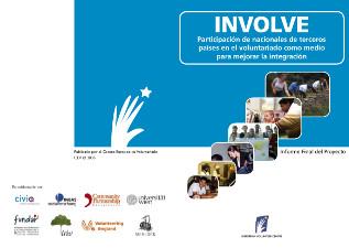 Informe INVOLVE sobre integración de inmigrantes a través del voluntariado