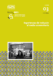 Experiencias de inclusión al medio universitario (Poblaciones indígenas)