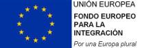 Logo del Fondo Europeo para la Integración