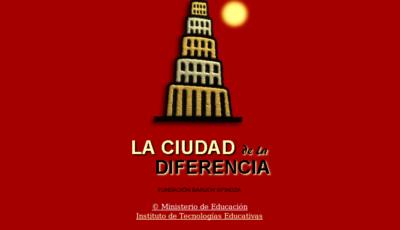 La ciudad de la diferencia