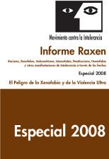 Informe RAXEN Especial 2008