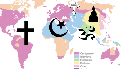 Ética y religiones del mundo. WebQuest