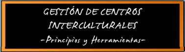 Gestión de centros interculturales