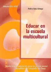 Educar en la escuela multicultural