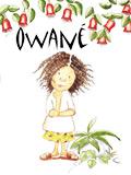 Owané. La niña que cruzó el río