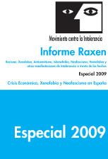 Informe RAXEN Especial 2009