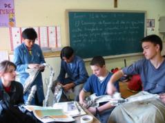 Colegio Público San Roque. Alicante