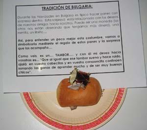 Tradición Navideña de Bulgaria
