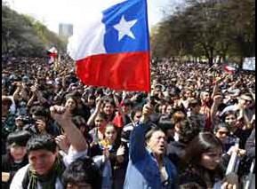 Paro en Chile