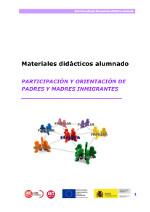 Participación y orientación de padres y madres inmigrantes