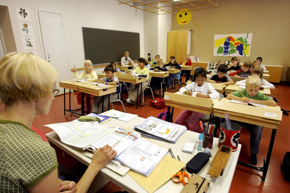 escuelas finlandesas