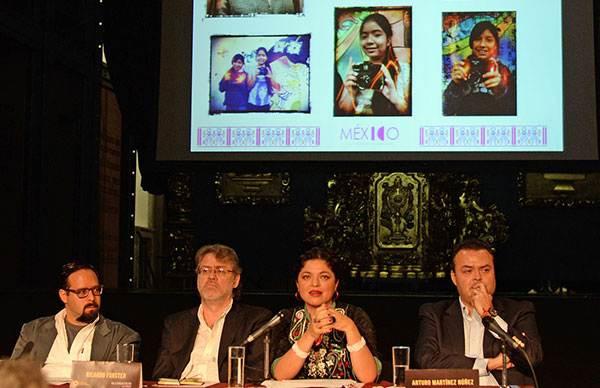 Imagen de una de las mesas del encuentro