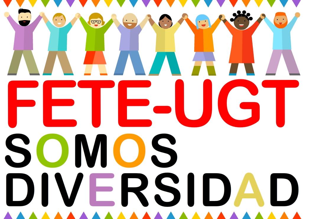 Logo de la campaña Somos Diversidad