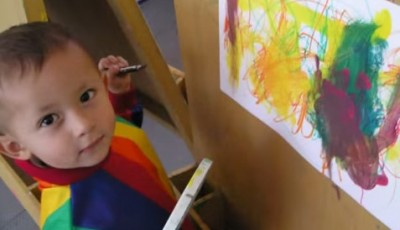 Fotograma del vídeo del poema