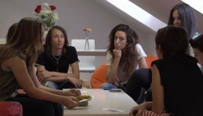 Fotograma de uno de los cortos