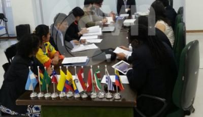 Foto de reunión de Mercosur