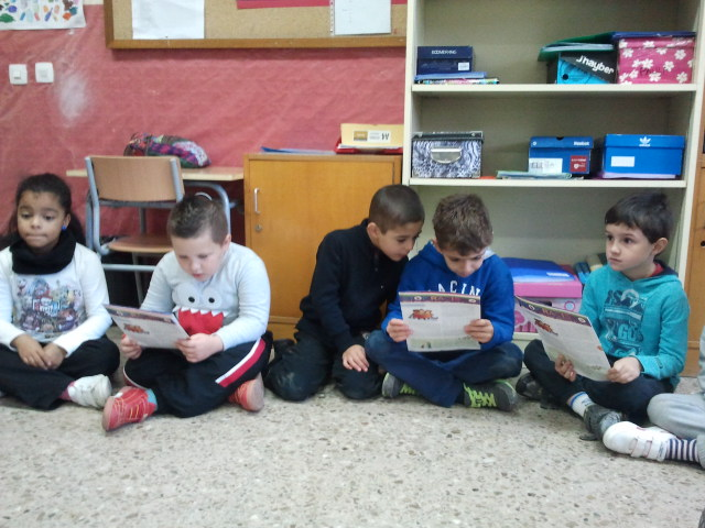 Foto de taller de clase