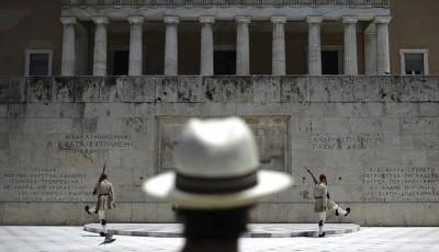 Imagen del Parlamento griego
