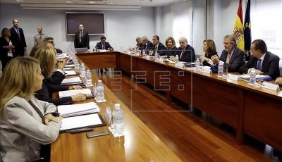 Imagen rueda de prensa del Ministerio