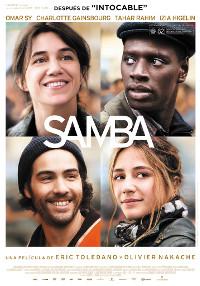 Cartel de la película Samba