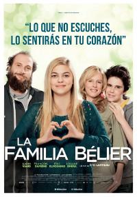 Cartel de la película La familia Bélier