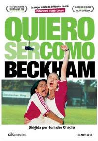 Cartel de la película Quiero ser como Beckham