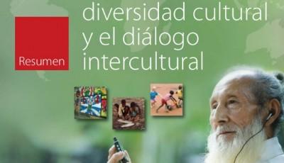 Portada del Informe Mundial Sobre Diversidad Cultural