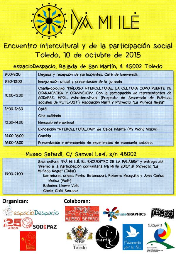Programa del Encuentro