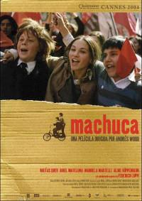 Cartel de la película Machuca
