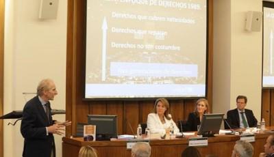 Imagen del Presidente de Unicef España