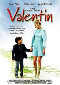 Cartel de la película El sueño de Valentín