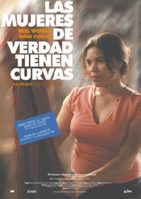 Cartel de la película Las mujeres de verdad tienen curvas