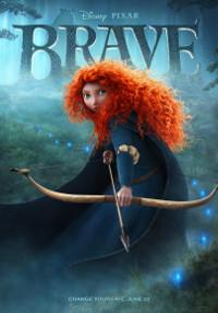 Carátula de la película Brave (Indomable)