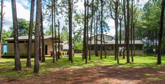 Foto de las instalaciones de la Casa de la Esperanza