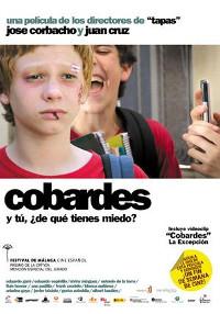 Cartel de la película Cobardes