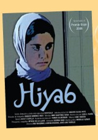 Cartel del documental Hiyab