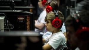 Imagen de jugador de videojuegos