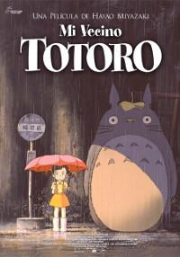 Carátula de la película Mi vecino Totoro