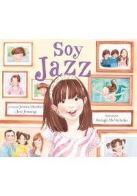 Portada del cuento Soy Jazz