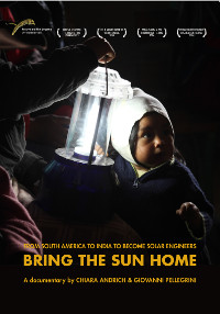 Cartel del documental Bring the sun home