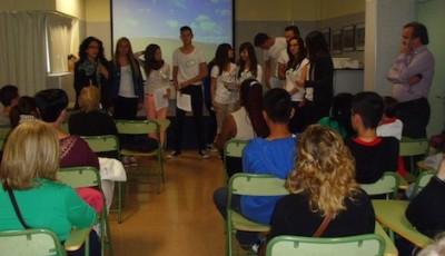 Imagen de alumnos del IES